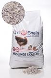 Muschelkalk - 25 Kg Grit für Hühner